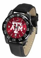 Texas A&M Aggies Men's Fantom Bandit AnoChrome Watch