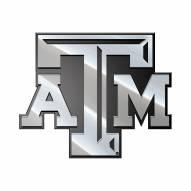 Texas A&M Aggies Metal Car Emblem