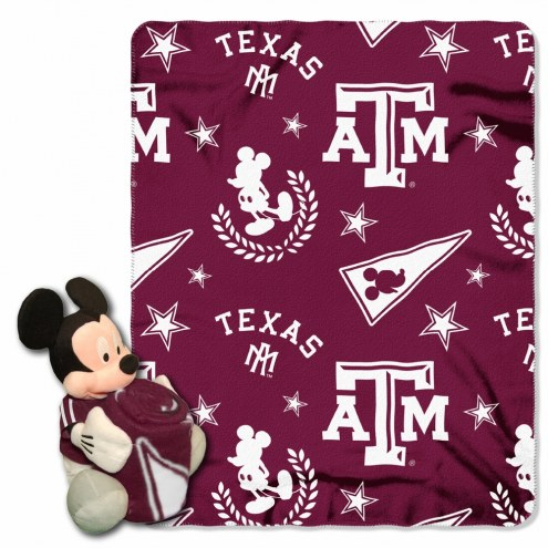 Texas A&M Aggies Mickey Mouse Hugger