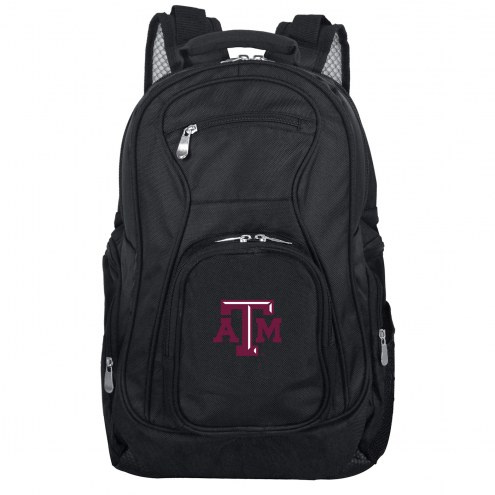 Texas A&M Aggies Laptop Travel Backpack