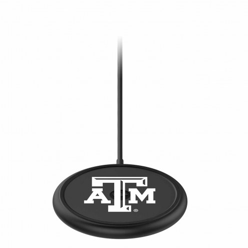 Texas A&M Aggies mophie Charge Stream Pad+ Wireless Charging Base