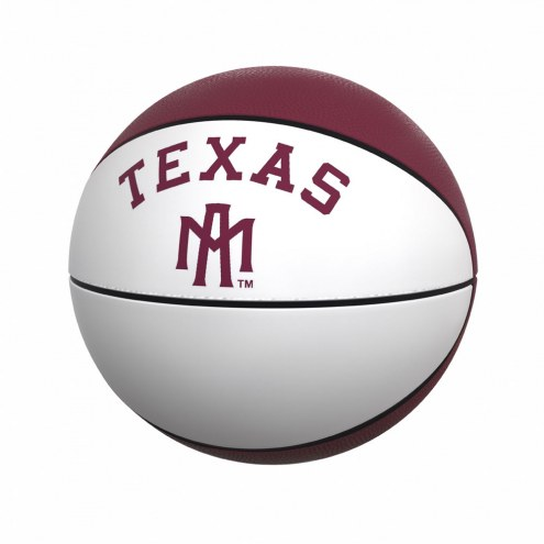 Texas A&M Aggies Full Size Autograph Basketball