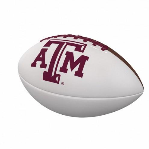 Texas A&M Aggies Full Size Autograph Football