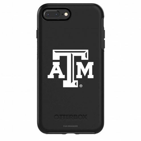 Texas A&M Aggies OtterBox iPhone 8/7 Symmetry Black Case