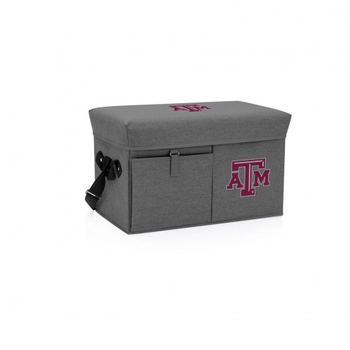 Texas A&M Aggies Ottoman Cooler & Seat