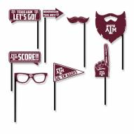 Texas A&M Aggies Party Props Selfie Kit