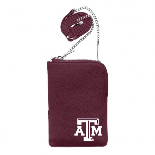Texas A&M Aggies Pebble Smart Purse