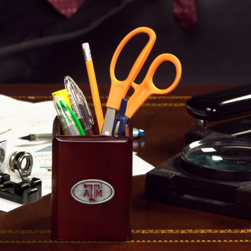 Texas A&M Aggies Pencil Holder