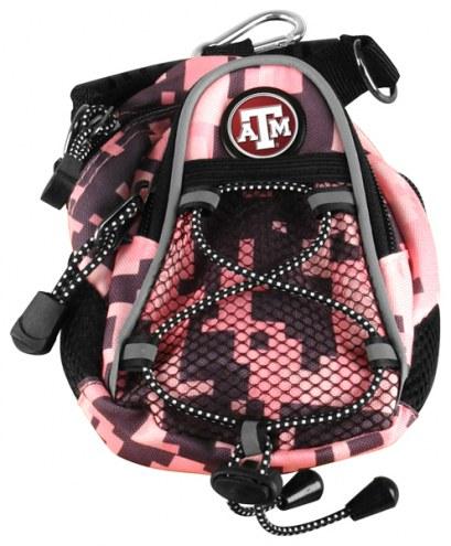 Texas A&M Aggies Pink Digi Camo Mini Day Pack