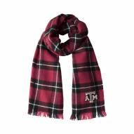 Texas A&M Aggies Plaid Blanket Scarf