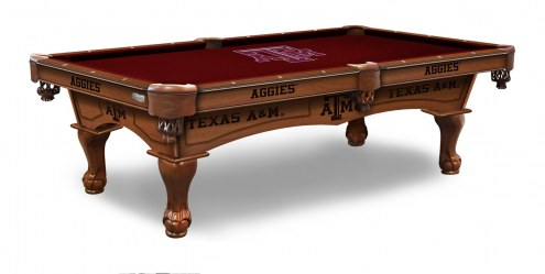 Texas A&M Aggies Pool Table