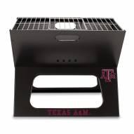 Texas A&M Aggies Portable Charcoal X-Grill