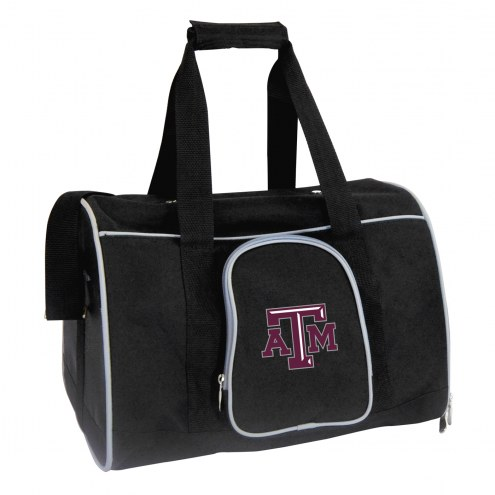 Texas A&M Aggies Premium Pet Carrier Bag