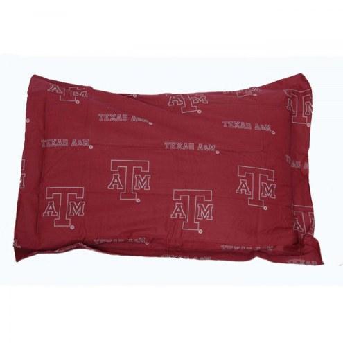 Texas A&M Aggies Printed Pillow Sham