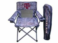 Texas A&M Aggies RealTree Camo Tailgating Chair