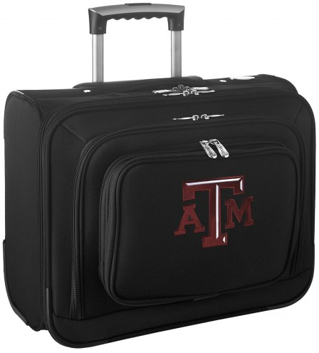 Texas A&M Aggies Rolling Laptop Overnighter Bag