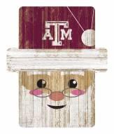 Texas A&M Aggies Santa Ornament
