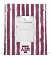 Texas A&M Aggies School Stripes Picture Frame