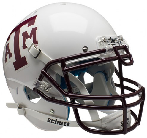 Texas A&M Aggies Schutt XP Authentic Full Size Football Helmet