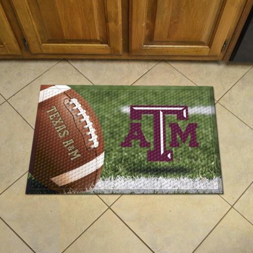 Texas A&M Aggies Scraper Door Mat
