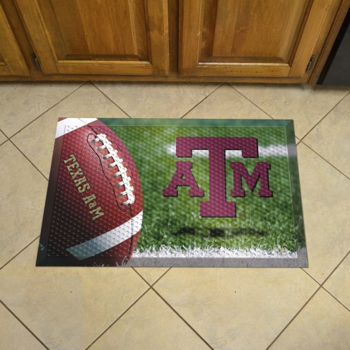 Texas A&M Aggies Scraper Door Mat