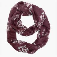 Texas A&M Aggies Sheer Infinity Scarf