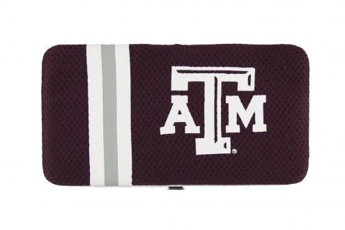 Texas A&M Aggies Shell Mesh Wallet
