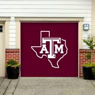 Texas A&M Aggies Single Garage Door Banner