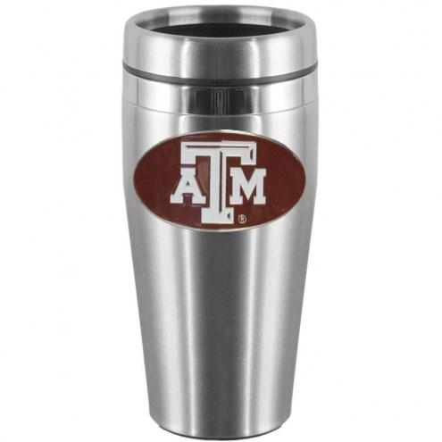 Texas A&M Aggies Steel Travel Mug