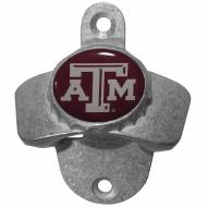 Texas A&M Aggies Wall Mounted Bottle Opener