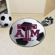 Texas A&M Aggies Soccer Ball Mat