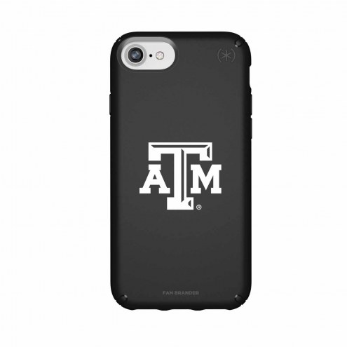 Texas A&M Aggies Speck iPhone 8/7/6s/6 Presidio Black Case