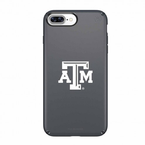 Texas A&M Aggies Speck iPhone 8 Plus/7 Plus Presidio Black Case