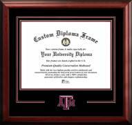 Texas A&M Aggies Spirit Diploma Frame