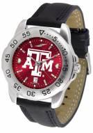 Texas A&M Aggies Sport AnoChrome Men's Watch