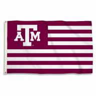 Texas A&M Aggies Stripes 3' x 5' Flag