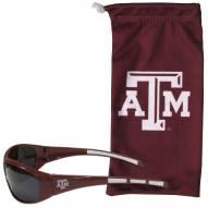 Texas A&M Aggies Sunglasses and Bag Set