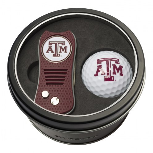 Texas A&M Aggies Switchfix Golf Divot Tool & Ball
