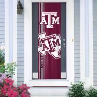 Texas A&M Aggies Door Banner