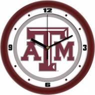Texas A&M Aggies Traditional Wall Clock