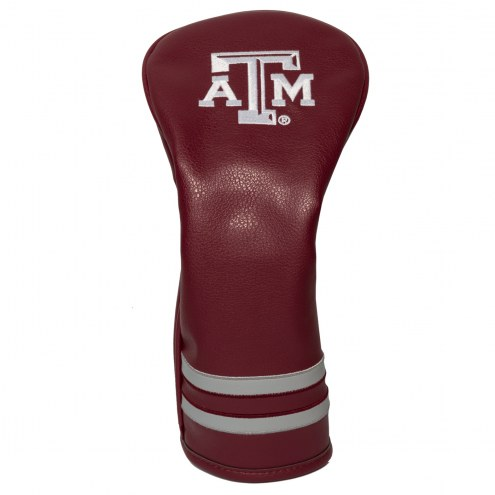 Texas A&M Aggies Vintage Golf Fairway Headcover