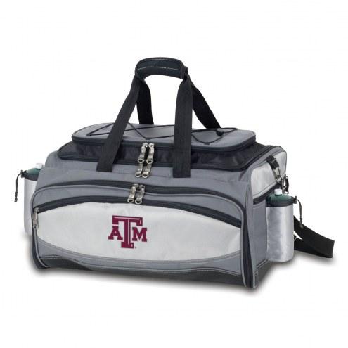 Texas A&M Aggies Vulcan Cooler & Propane Grill