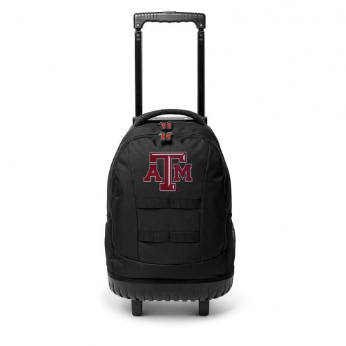 NCAA Texas A&M Aggies Wheeled Backpack Tool Bag