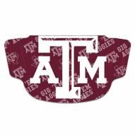 Texas A&M Aggies Face Mask Fan Gear