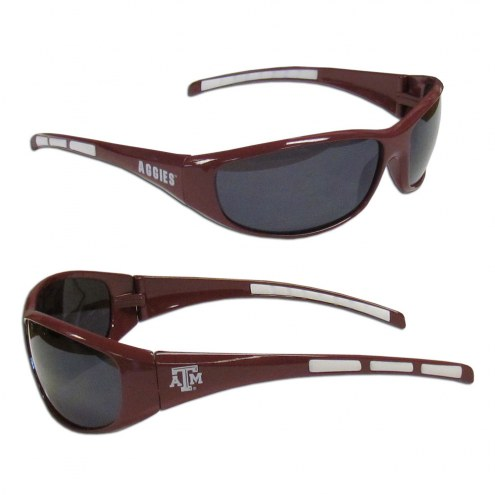 Texas A&M Aggies Wrap Sunglasses