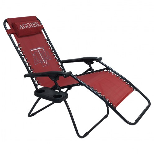 Texas A&M Aggies Zero Gravity Chair