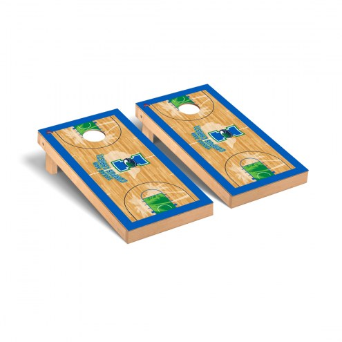 Texas A&M-Corpus Christi Islanders Basketball Court Cornhole Game Set
