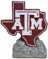"Texas ""A&M Logo"" Stone College Mascot"