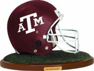 Texas A&M Collectible Football Helmet Figurine