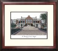 Texas-Arlington Mavericks Alumnus Framed Lithograph